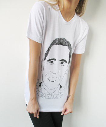 Just can't get enough of Barack! - $25.00