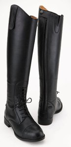 Tuffrider Ladies NouVeau Back Zip Field Boot - $67.95
