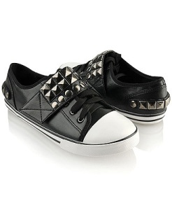 Dora Studded Sneaker - $28.80 at Forever21.com